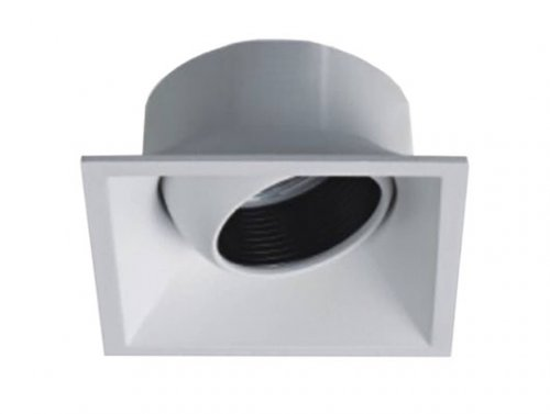 Recessed MR16 Spotlight Fixture Frame 404J