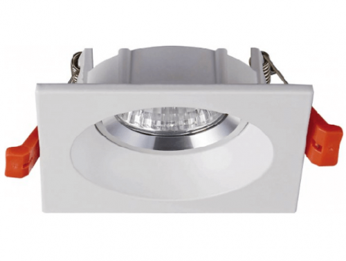 Recessed Anti-Glare Ceiling MR16 Spotlight Fixture Frame 408H