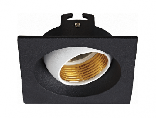 Recessed MR16 ceiling spotlight 408J